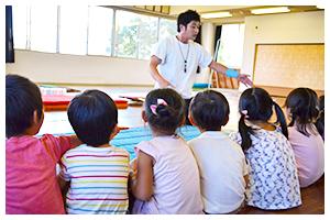 元・幼稚園の先生が教える 子供のための体操と英語の教室